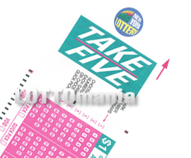 New York Take 5 lottery software