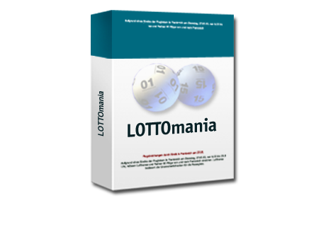 LOTTOmania BOX